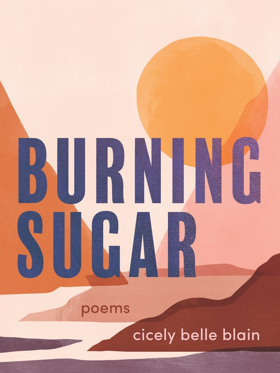 'Burning Sugar' cover art