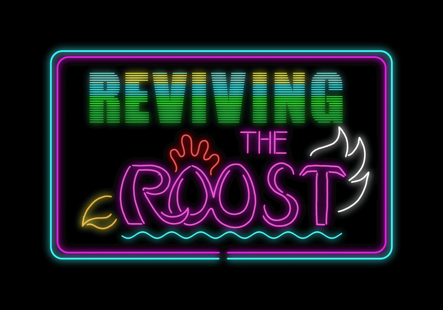 'Reviving The Roost' cover art