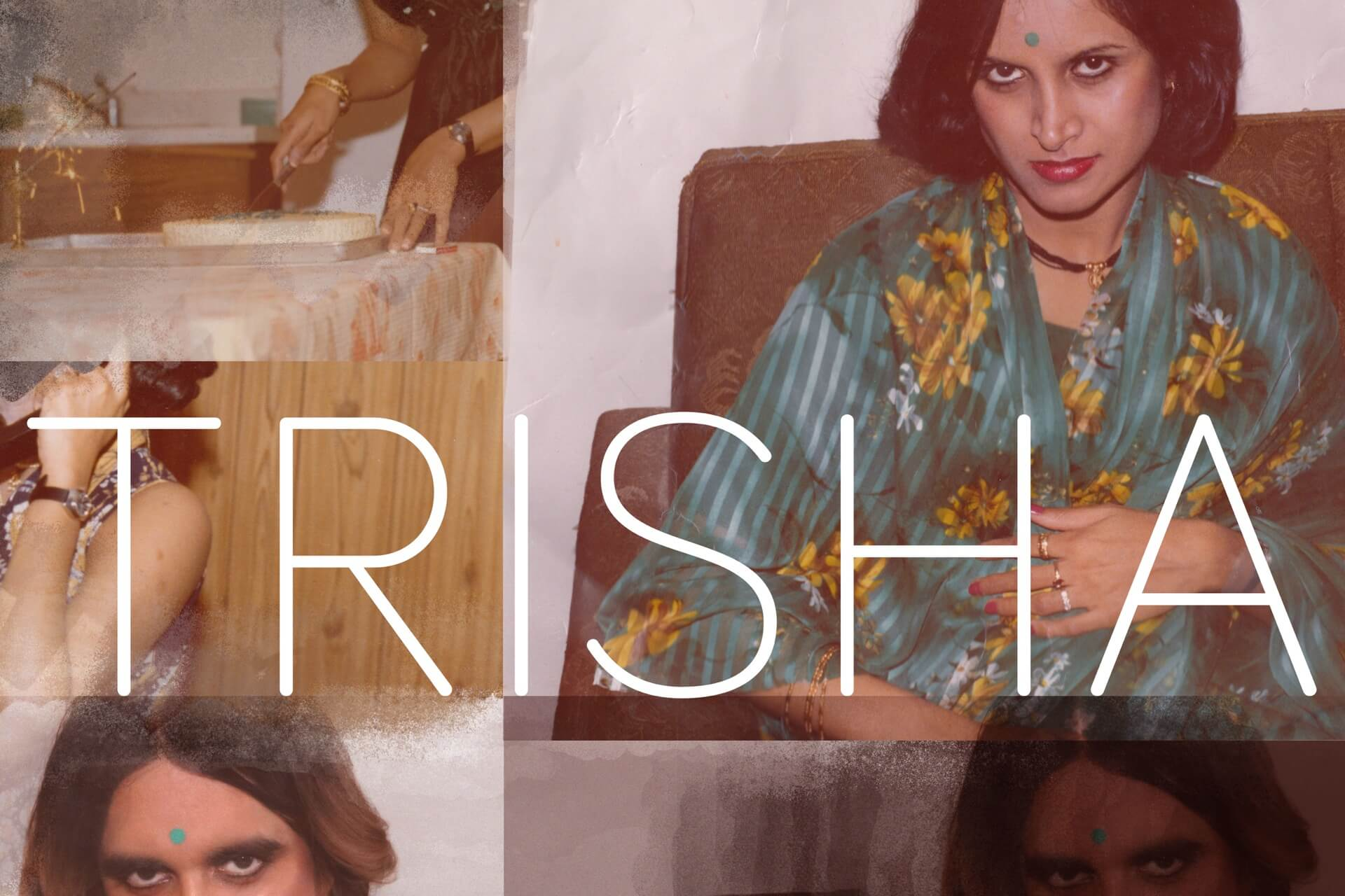 'Trisha' cover art