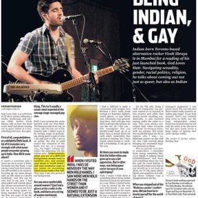 Interview with Vivek in Mid-Day (November 2010)