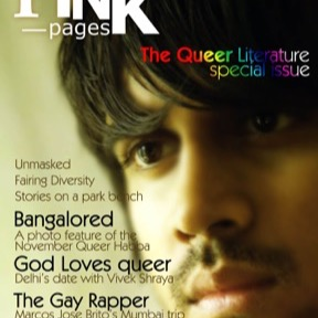 Pink Pages cover (December 2010)
