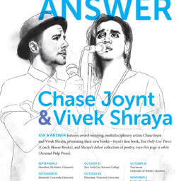 Ask & Answer tour w/ Chase Joynt