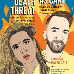Death Threat/Queer as Camp launch, 2019
