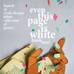 even this page is white launch tour