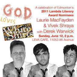 God Loves White Shirts event