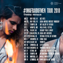 I'm Afraid of Men tour 2018