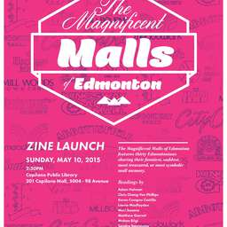 Magnificent Malls of Edmonton launch event