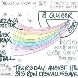 A Queer Story event