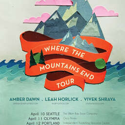 Where the Mountains End tour