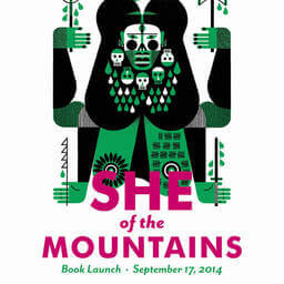She of the Mountains Toronto launch