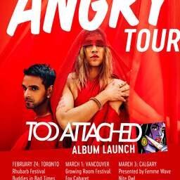 Too Attached - Angry tour