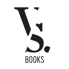 VS. Books logo, B&W