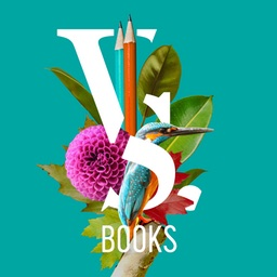 VS. Books logo, colour